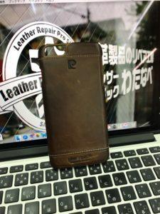 私のiPhone6プラスのケース